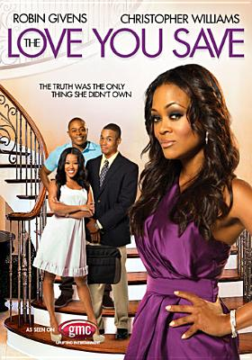 LOVE YOU SAVE BY GIVENS,ROBIN (DVD)
