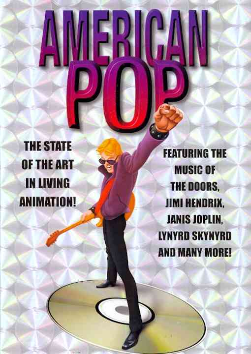 AMERICAN POP BY THOMPSON,RON (DVD)