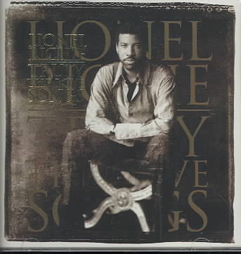 TRULY THE LOVE SONGS BY RICHIE,LIONEL (CD)